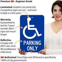 ADA Handicapped Sign