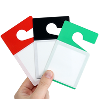 Self-Laminating Colored Blank Parking Permit
