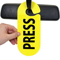 Press Parking Permit
