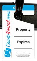 Custom Standard Parking Permits