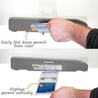 Visortag® Disabled Parking Protector