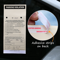 Parking Violation Tags