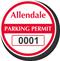 Parking Labels - Design CR9
